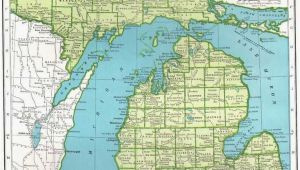 Topographical Map Of Michigan Michigan Elevation Map Elegant topographic Map Maps Directions