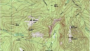 Topographical Map Of New England topographic Maps