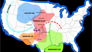 Tornado Alley Canada Map tornado Alley Wikipedie