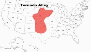 Tornado Alley Texas Map Map Of tornado Alley tornado Alley tornado Alley tornados Books