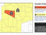 Tornado Canada Map Understand tornado Alerts