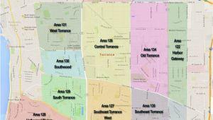 Torrance California Map Map Of Irvine California and Surrounding area Massivegroove Com