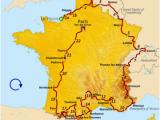 Tour De France Course Map 1955 tour De France Wikivisually