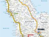 Tour De France Course Map tour De France 2016 Die Strecke