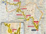 Tour De France Google Maps tour De France 2016 Die Strecke