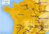 Tour De France Route 2013 Map 2017 tour De France Wikiwand