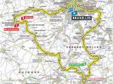 Tour De France Stage 10 Map 06 07 Stage 01 Road Stage Brussels Grand Depart 2019