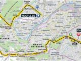 Tour De France Stage 10 Map tour De France 2018 Route Stage 21 Houilles Paris