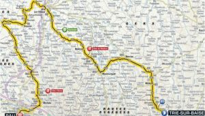 Tour De France Stage 18 Map Sprint Z Widokiem Zapowiedao 18 Etapu tour De France 2018