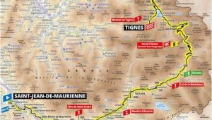 Tour De France Stage 19 Route Map A 2019 Es tour De France Aotvonala Terkepek Szintrajzok Flowcycle