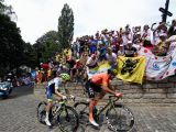 Tour De France Stage 2 Map Mike Teunissen Pips Peter Sagan In Photo Finish to Take tour