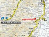 Tour De France Stage 5 Map A 2019 Es tour De France Aotvonala Terkepek Szintrajzok Flowcycle