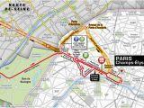 Tour De France Stage 5 Map tour De France 2018 Route Stage 21 Houilles Paris