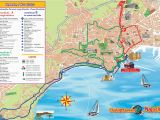 Tourist Map Of Naples Italy Fdrmc Italy