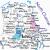 Tourist Map Of northern Ireland Larne Ireland Map Of Larne Clover Ireland Map northern
