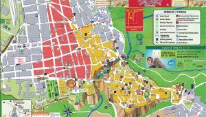 Tourist Map Of Ronda Spain Ronda Spain Blog About Interesting Places