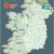 Train Map Ireland Wild atlantic Way Map Ireland In 2019 Ireland Map Ireland
