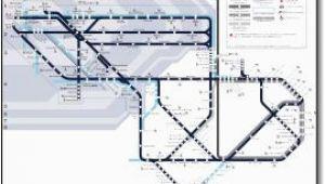Train Map Of south East England south Eastern Train Rail Maps