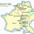 Train Routes In Italy Map Amsterdam to northern Italy Suggested Itinerary