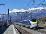 Trains In Europe Map Eurostar Wikipedia