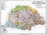 Transylvania Map Europe 1880 Ethnic Groups Of the Hungarian Kingdom Mapmania