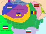 Transylvania Map Europe Romania Nuclear Apocalypse 2014 Alternative History