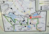 Truckee California Map Map at the Trailhead Picture Of Carson Pass south Lake Tahoe