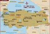 Turkey Map Europe asia Map Of Turkey