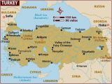 Turkey Map Europe asia Map Of Turkey