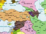 Turkey On A Map Of Europe Turkey the Middle East Coa Rafya Turkiye Ve ordu