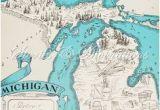 Turnip Rock Michigan Map 5218 Best Michigan Images Detroit Michigan State Of Michigan