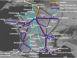 Uk to France Ferry Routes Map Train Travel From Uk to France London to Nice Bordeaux Lyon