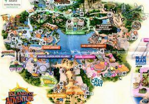 Universal Studios California Park Map Universal Studios California Map Inspirational Wizarding World Harry