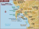 University Of California San Diego Map Map Of San Diego