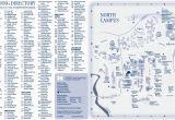 University Of Michigan Campus Map Pdf Campus Maps University Of Michigan Online Visitor S Guide