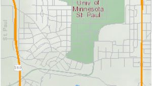 University Of Minnesota Twin Cities Campus Map Campus Maps