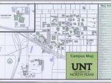 University Of north Texas Campus Map University Of north Texas Campus Map 2014 15 Side 1 Of 2