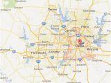 University Of north Texas Map Texas Maps tour Texas