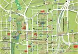 University Of Tennessee Knoxville Campus Map Maps City Of Knoxville