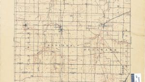University Of Texas Arlington Map Ohio Historical topographic Maps Perry Castaa Eda Map Collection