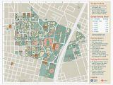 University Of Texas Campus Map University Of Colorado Boulder Campus Map University Of Texas at