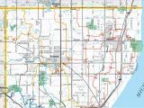 Upper Michigan Snowmobile Trail Map Ozaukee County Wi Snowmobile Trail Map Full County Map Brap