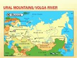 Ural Mountains Map Europe 79 Exact Uralmountains Map