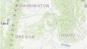Usgs Earthquake Map oregon Pnsn Pacific northwest Seismic Network
