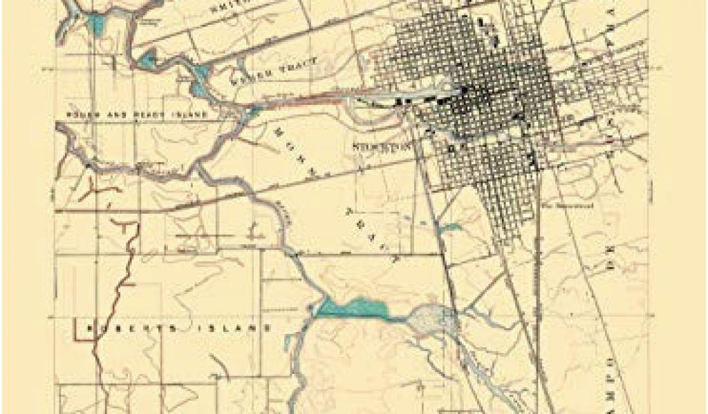 Usgs topo Maps California Amazon Com topographical Map Print ...