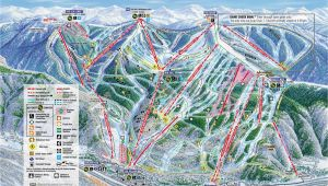 Vail Colorado On Map Vail Trail Map Wanna Go Back Already Love these Vail Colorado