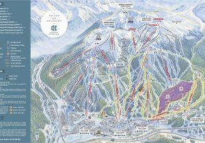 Vail Colorado Ski Map Copper Mountain Resort Trail Map Onthesnow