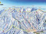 Vail Colorado Ski Map Trail Maps for Each Of Utah S 14 Ski Resort Ski Utah