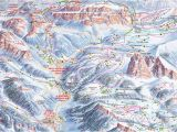 Val Gardena Italy Map Bergfex Skijaa Ko Podrua Je Groden Wolkenstein Skijaa Ki Dopust