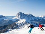 Val Gardena Italy Map Skiing Dolomites Ski Resort Val Gardena